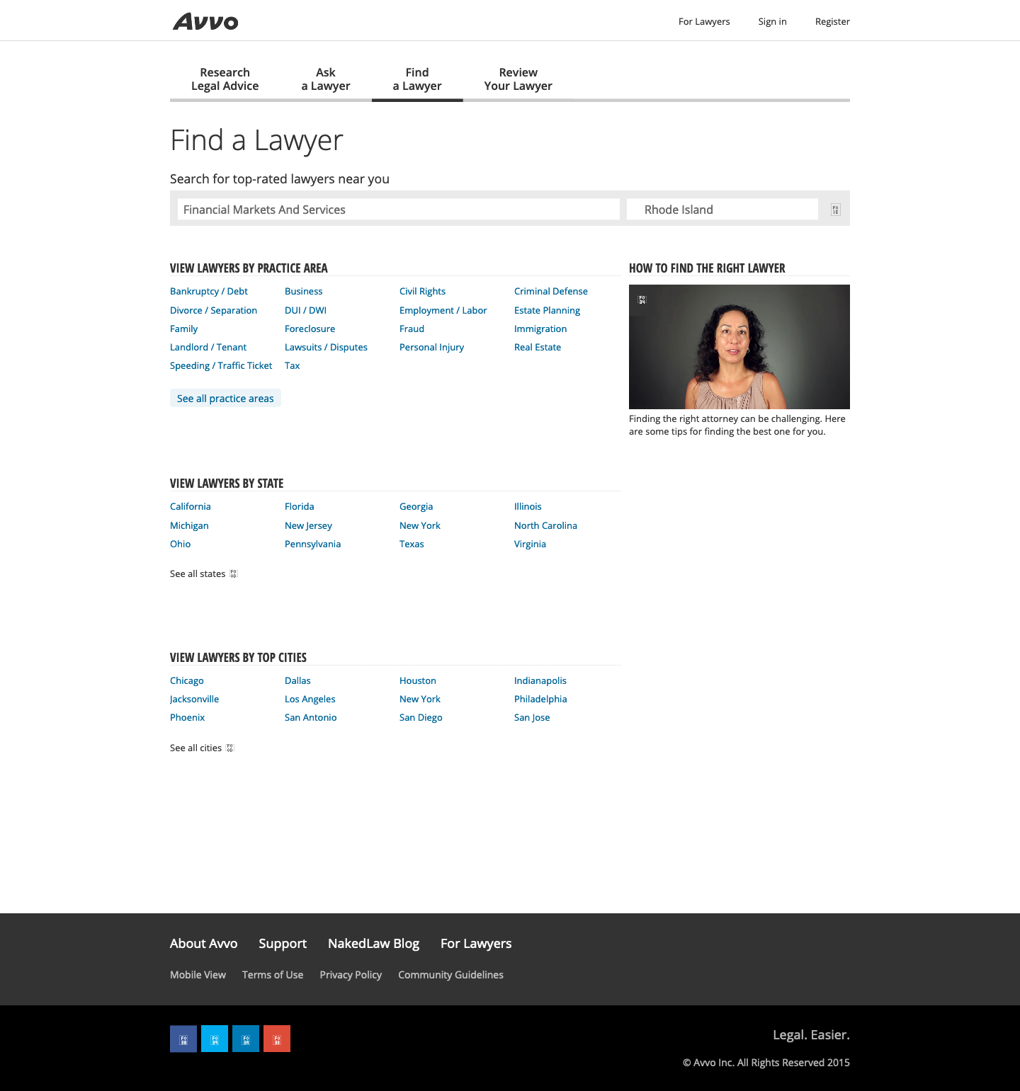 FireShot Capture 006 – Find a Lawyer by Name or Practice Area on Avvo.com – web.archive.org