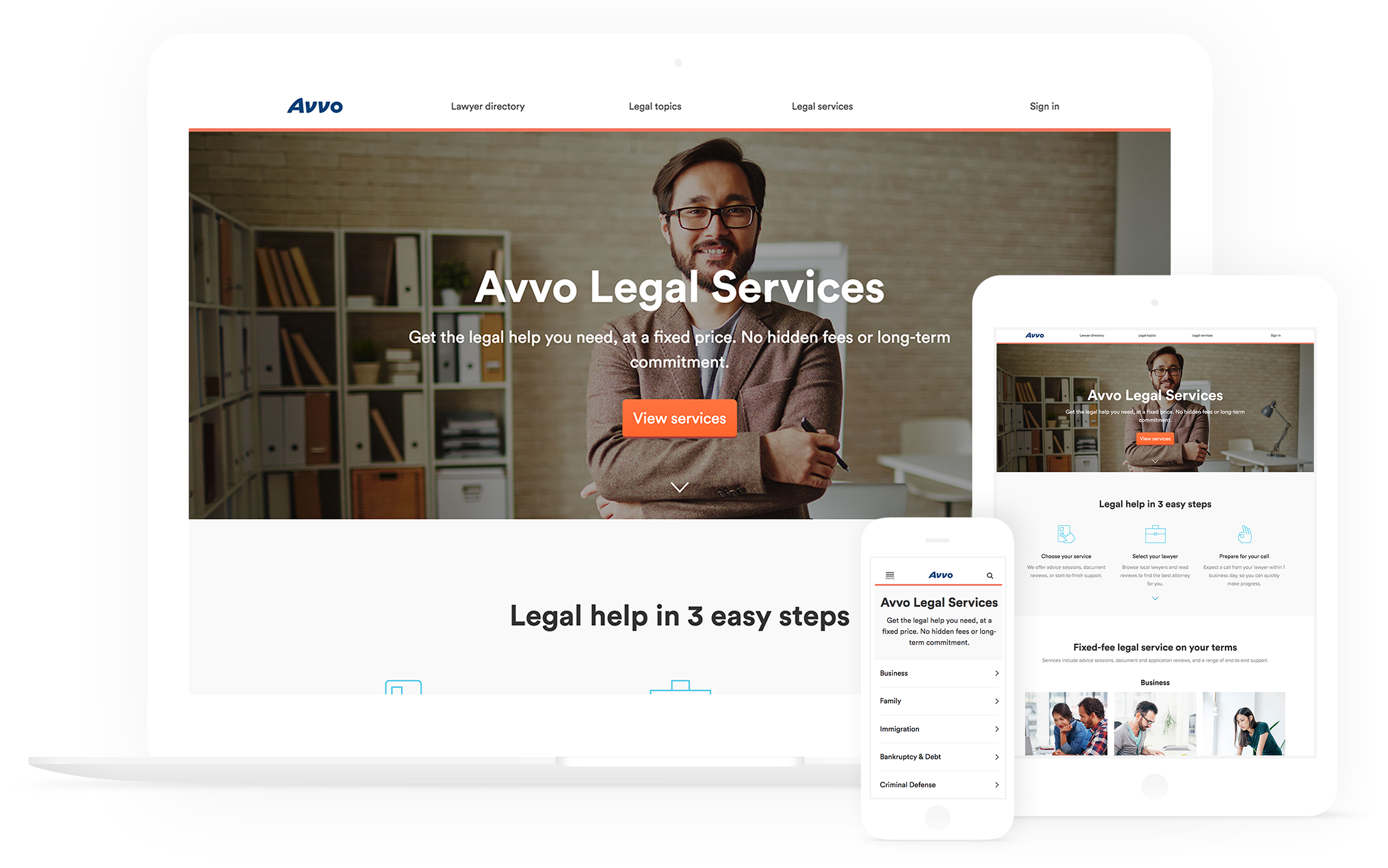 Avvo Legal Services