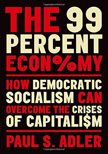 The 99 Percent Economy book cover