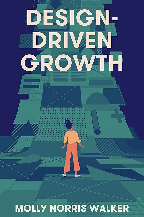 Design driven growth book cover